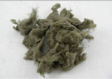 Small Rock Wool Bag for Gas Fireplaces and Gas Logs  - Glowing embers ash