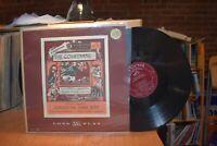 Arthur Fiedler Boston Pops Kabalevsky The Comedians Op. 26 LP RCA LM 1106 Mono
