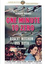 ONE MINUTE TO ZERO (1952 Robert Mitchum) - Region Free DVD - Sealed