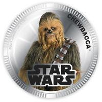 Chewbacca Münze Niue 2011 1$ coin