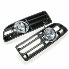 Halogen FOG DRL DAYTIME RUNNING LIGHTS GRILLE FOR VW FOR BORA FOR JETTA 99-05 MO