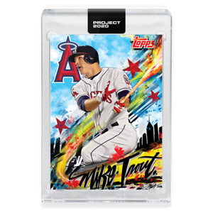 Topps Project 2020 - Mike Trout - #399 - King Saladeen - IN HAND!