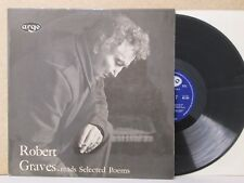 ARGO RG 191 Robert Graves Reads Selected Poems- The Best of/Poetry LP (1960) EX