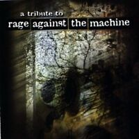 TRIBUTE TO RAGE AGAINST THE MACHINE  CD NEW