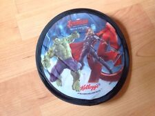 Kellogg's 2015 Marvel AVENGERS AGE OF ULTRON Disc Flyer HULK And THOR