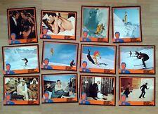 James Bond 007 THE SPY WHO LOVED ME - rare German lobby card set of 36 (!) cards