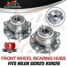 FIT HILUX FRONT WHEEL BEARING COMPLETE HUB HUBS FOR TOYOTA KUN26R GGN25R 4WD 4X4