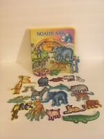 Noah's Ark Bible Story Soft Play Interactive 3-D Felt Playset BookAges: 3+ Years