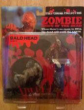 Dawn of the Dead Bald Head Zombie figure Autographed Cult Cinema Plaid Shirt