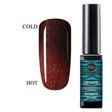 Nagel Gellack Nail UV Gel Polish Thermolack Thermal Farbwechsel Rot Color Change