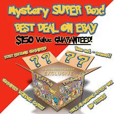 THE ULTIMATE POKEMON SUPER BOX! Vintage HOLOS guaranteed! !!POKEMON!!!!