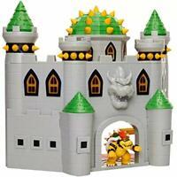 Nintendo Bowser's Castle Super Mario Deluxe Bowser's Castle Playset