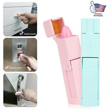 Portable Anti-Contact Sanitary Tools Open Door Press Elevator Button Anti-touch
