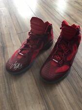 Nike Hyper Fuse NBA chauncey billups autograph All Star Basketball Pistons