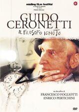 Guido Ceronetti Il Filosofo Ignoto DVD CG