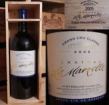 2005er Chateau la Marzelle - Saint Emilion Grand Cru Classe - Doppelmagnum