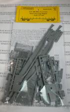 Cambrian C23 BBA Bogie Steel Wagon Plastic Kit OO Gauge