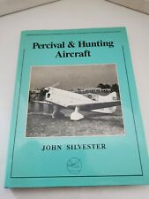 More details for signed percival & hunting aircraft book by john silvester