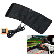 Universal Smart Motorcycle Handlebar Grip Heater Pad Warm Hand Heating Pad 12V