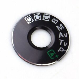 Dial Mode Plate Interface Cap For Canon 5D3 5D Mark III 3M 5DIII Tape & Glue Cam