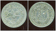 TURQUIE  40 para 1327 - 1916  ( 8 )