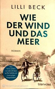 Wie der Wind und das Meer von Lilli Beck  ☆Zustand 2☆