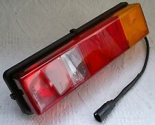 FORD TRANSIT TIPPER PICKUP TRUCK RECOVERY LUTON REAR TAIL LIGHT LAMP COMPLETE