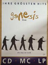GENESIS 1993 ALBUM    -  orig.Konzert Concert Poster  A1