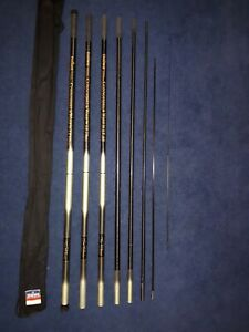 Daiwa Connoisseur Tom Pickering Whip WTP 8 metres Pole Fishing