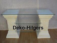 Regal TV Tisch HiFi Säule Säulenregal Säulen Exklusiv Dekoration Möbel 1841 F70