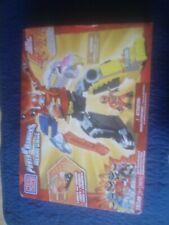 Mega Bloks Power Rangers MegaForce Gosei Great Megazord Set #5875
