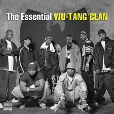 WU-TANG CLAN (2 CD) THE ESSENTIAL ~ GREATEST HITS / BEST OF ~ GANGSTA RAP *NEW*