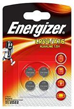 Energizer Battery Lr44/a76 Alkaline 4-pa K 235477 E300