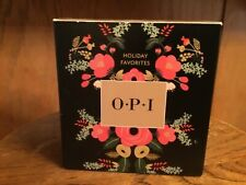 O.P.I Mini Nail Lacquer 3 pack - Holiday 2014