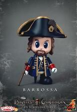 Pirates of the Caribbean 4 Cosbaby Barbossa Figure