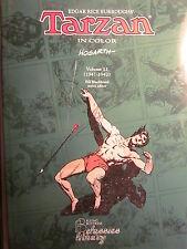 ERB TARZAN IN COLOR Vol. 11 (1941-1942) by Burne Hogarth (NBM/HC/1995/FN, 7.0)