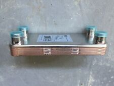 DOUBLE WALL Brazed plate heat exchanger BL32DW-10 (10 plates)