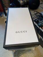 Gucci Ace GG Supreme Sneaker Box Men's Size 7 Shoe Box No Sneakers Included