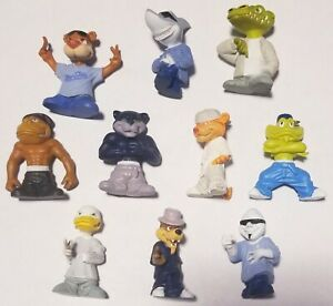 lil Rascals (Homies) figures lot of 10