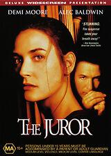 Alec Baldwin Demi Moore THE JUROR (DELUXE EDITION) - INTENSE THRILLER DVD