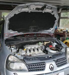 Renault Clio mk2 1998-2005 172 182 V6 Trophy Bonnet Hood Gas Strut Lifter Kit