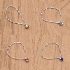 """Custom 1:6 SCALA Collana Anello di diamanti per 12/"""" Giocattolo Bambola Corpo Donna 2pcs"""