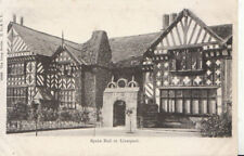 Lancashire Postcard - Speke Hall at Liverpool - Ref 4545A