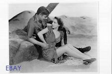 Clark Gable Joan Crawford RARE Photo Strange Cargo