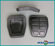 2x Bremspedalgummi Kupplungspedalgummi für VW Seat Skoda Universal