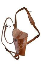 US Army Brown Leather M7 COLT PISTOL SHOULDER HOLSTER M1911A1 - WW2 Repro