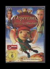 DVD DESPEREAUX DER KLEINE MÄUSEHELD KINDER-ABENTEUER NEU