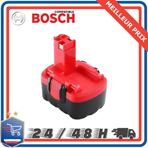 Batterie Pour BOSCH 14.4V 3.0Ah BAT038 BAT040 BAT041 BAT140 BAT159 2607335685