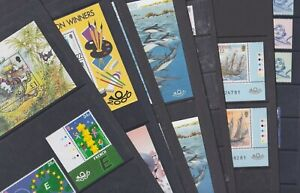 Jersey 2000 Mint MNH Dragon Dolphins William Elizabeth Ships Planes £10 Europe