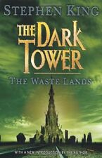 The Dark Tower III: The Waste Lands: (Volume 3): Waste Lands Bk. 3,Stephen King